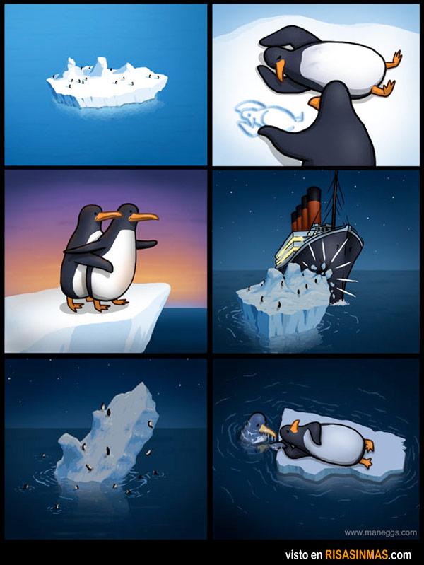 Otra perspectiva del Titanic