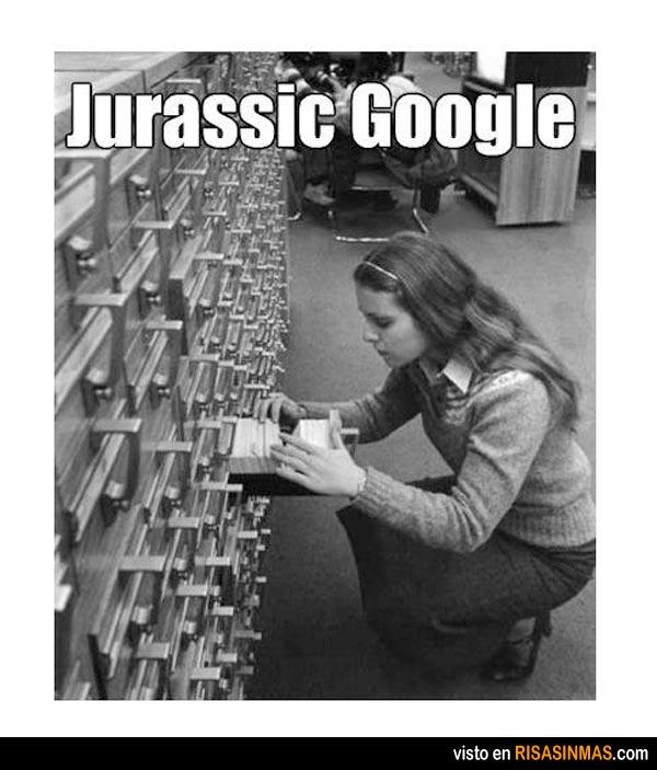 Jurassic Google