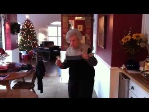 La abuela bailarina