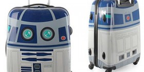 Maleta para fans de Star Wars