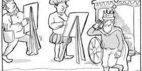 Paparazzi en la Edad Media