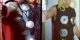Parecidos no razonables: Thor