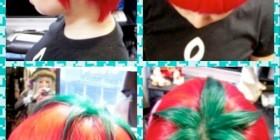 Llega la moda del peinado tomate