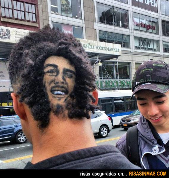 Peinados originales: Bob Marley
