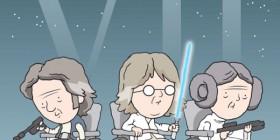 Star Wars VII, la artrosis contraataca