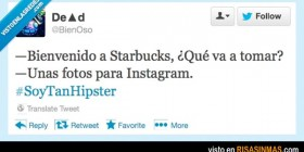 Starbucks e Instagram