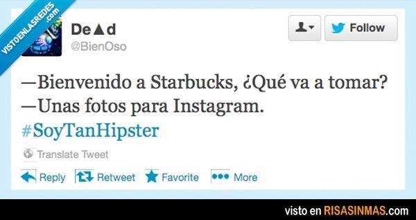 Starbucks e Instagram
