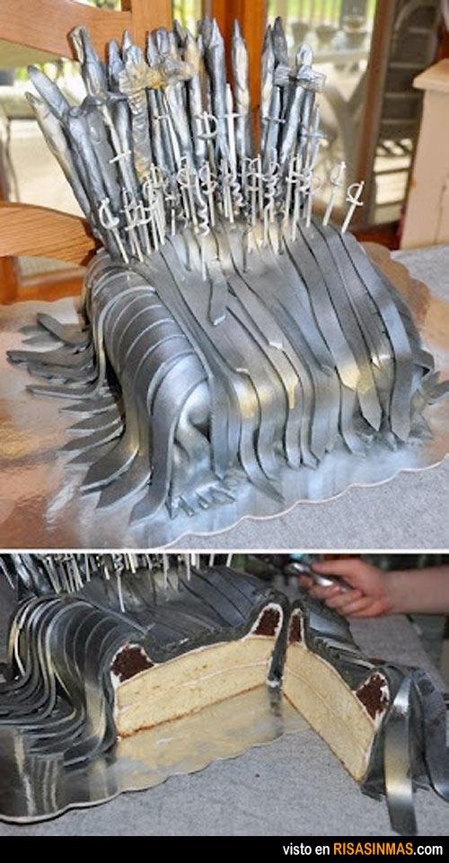 Tartas originales: Juego de tronos