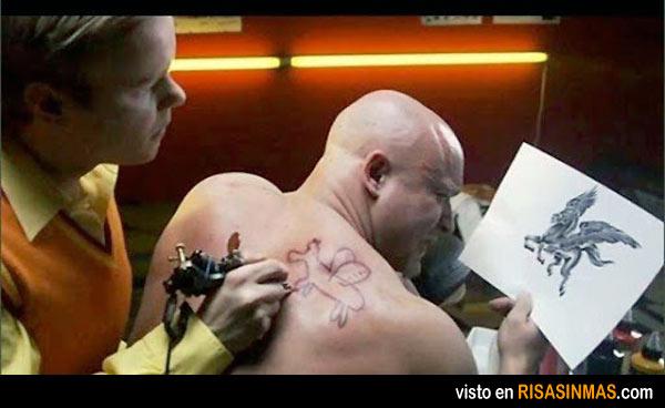 Un tatuador menos en 3, 2, 1
