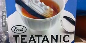 Objetos absurdos, Teatanic