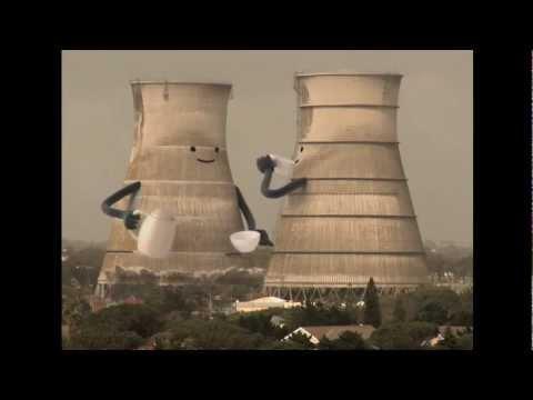 Torres cayendo