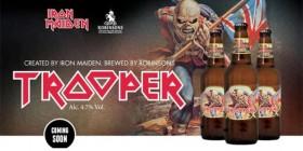 Trooper, la cerveza de Iron Maiden