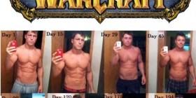 En forma con World of Warcraft