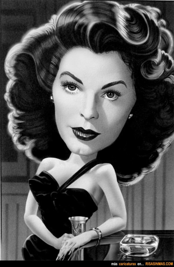 download its about Caricatura Ava Gardner pic
