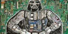 Darth Vader geek