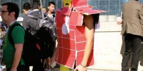 Disfraces desastrosos: Iron Man