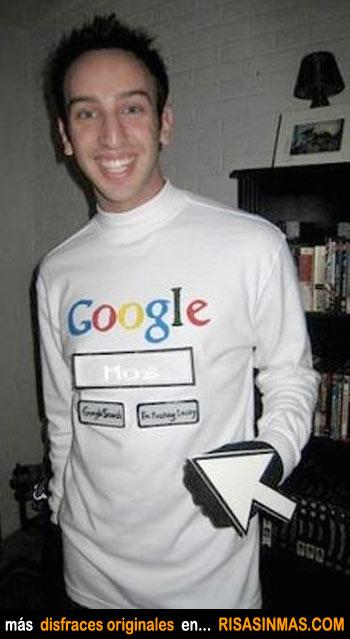 Disfraces originales: Google