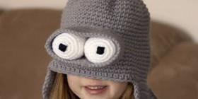 Gorros graciosos: Bender