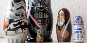 Matrioskas de Star Wars