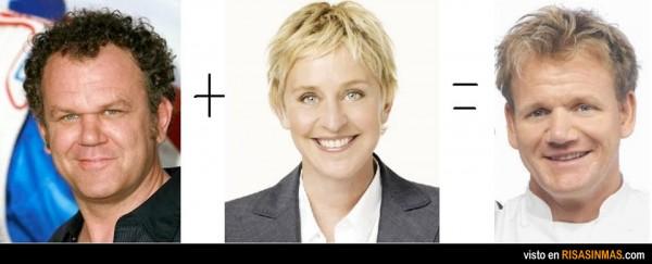 Reilly + DeGeneres = Ramsay