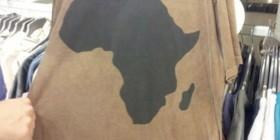 Camiseta de África-Ásia