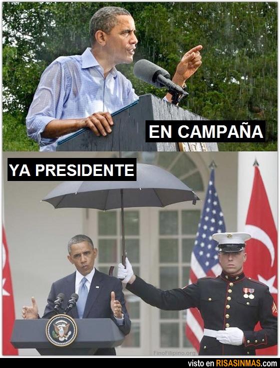 Política: antes y después