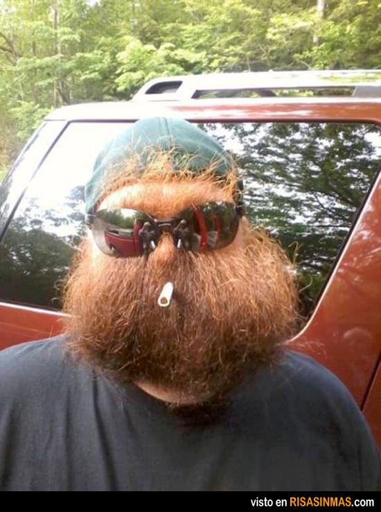 Barba-man
