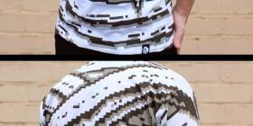 La camiseta de 8 bits que quieres tener