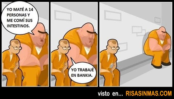 Conversación entre presos