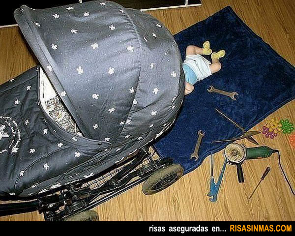 De mayor quiero ser mecánico