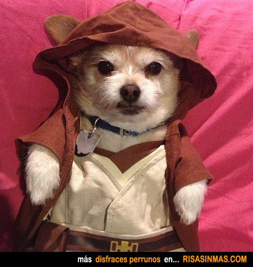 Disfraces perrunos: Jedi