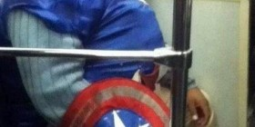 El Capitán América en baja forma