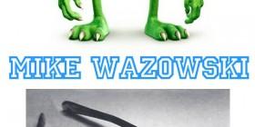 Encuentran las gafas de Mike Wazowski