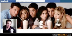 Portadas Facebook: Friends