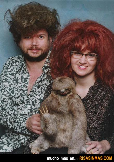 Fotos de familia desastrosas