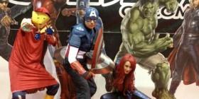 Iron Man flojete