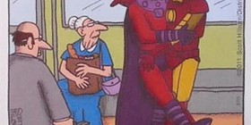 Iron Man y Magneto, insepararables