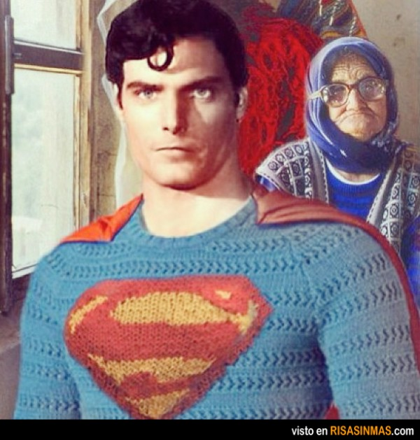 La abuela de Superman