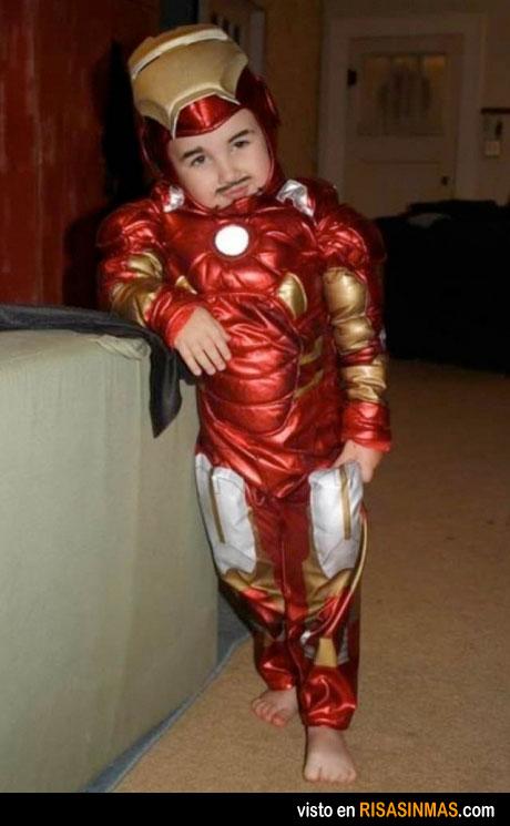 Iron Man de bolsillo
