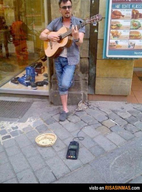 Pidiendo en la calle 2013
