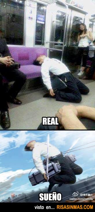 Realidad y sueño