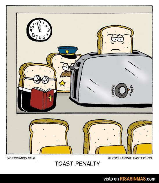 Pena tostada