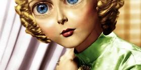 Actrices de Hollywood estilo Vintage-Manga: Grace kelly