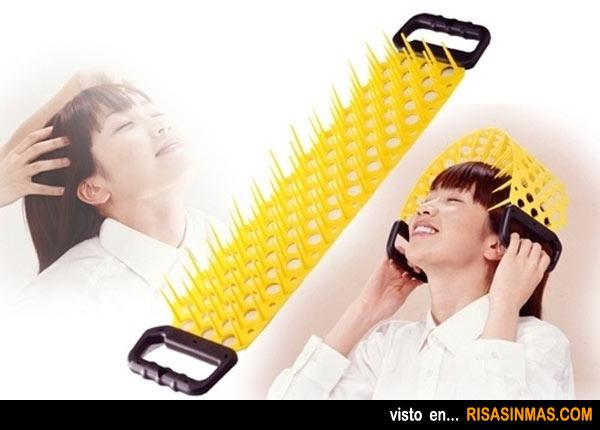 Automasajeador de cabeza