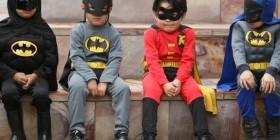 Batmans y Robin