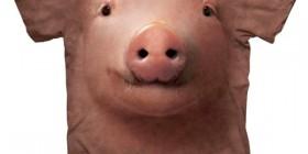 Camisetas originales: Cerdo