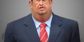 Caricatura de Hugo Chavez