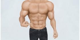 Caricatura de Taylor Lautner
