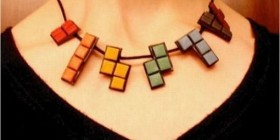 Collares originales: Tetris