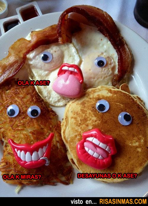 Desayuno Ola K Ase?